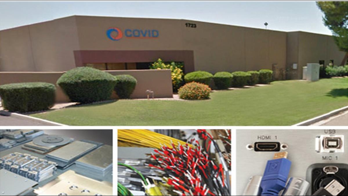 世衛更名惹禍  他電話接到手軟!  COVID:我們是影音產品公司
