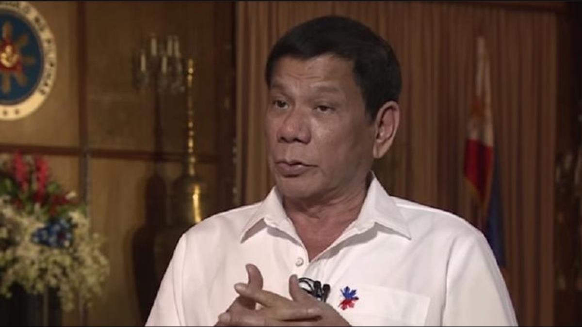 解除對台旅行禁令? 菲律賓總統府:將由杜特蒂審視