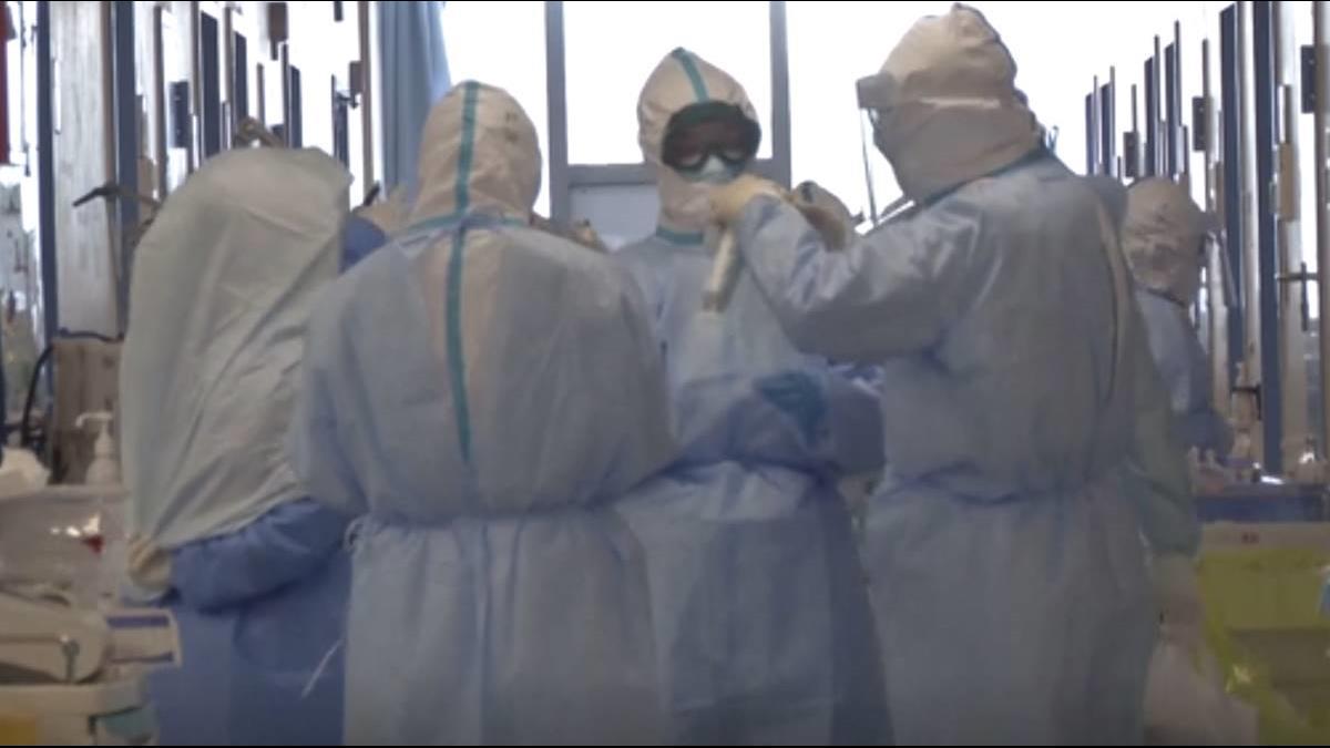 湖北重賞一線醫護 子女考高中「加10分」優先擇校