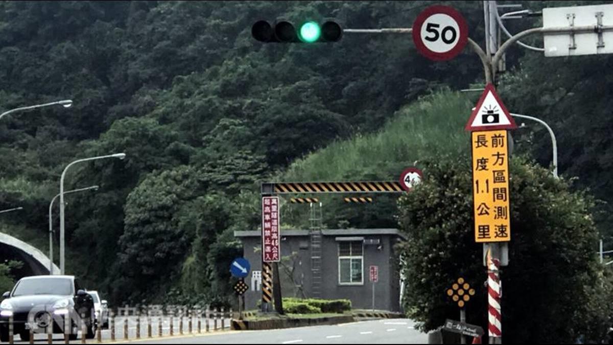北宜科技執法再加碼! 新北警:延長「區間測速」至宜蘭