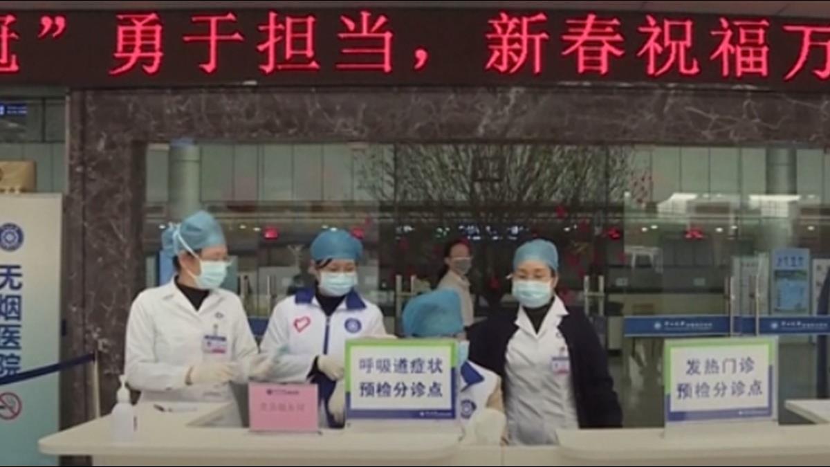 湖北武漢肺炎累計近2000死!確診人數破6萬