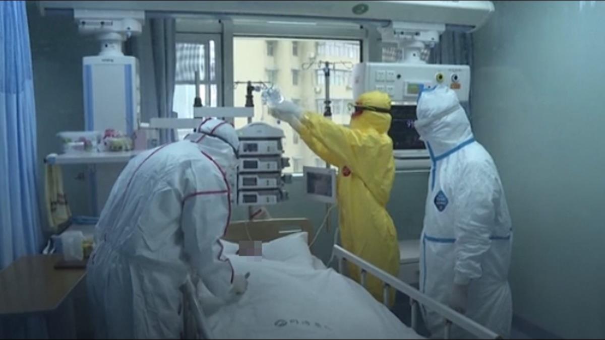 湖北武肺累計2029死 治癒出院人數破萬