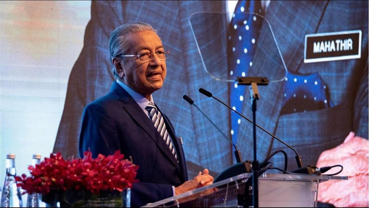 馬國政局大震盪!首相馬哈迪突請辭 將另組執政聯盟