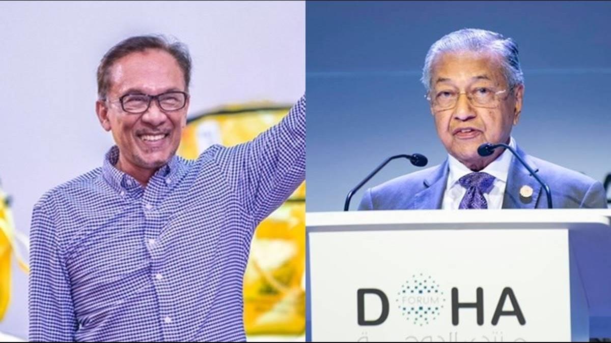 馬國政壇雙雄恩仇錄 近40年糾葛情難斷