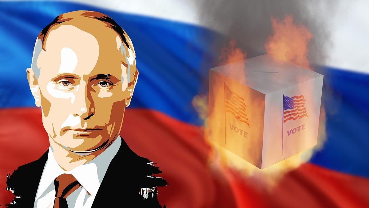 美國情報官員:俄羅斯企圖二度干預總統大選!川普斥汙衊