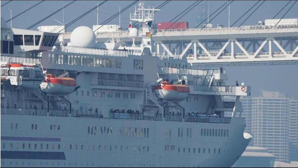 鑽石公主號防疫處理飽受批評 日媒:「自保至上」文化導致悲劇