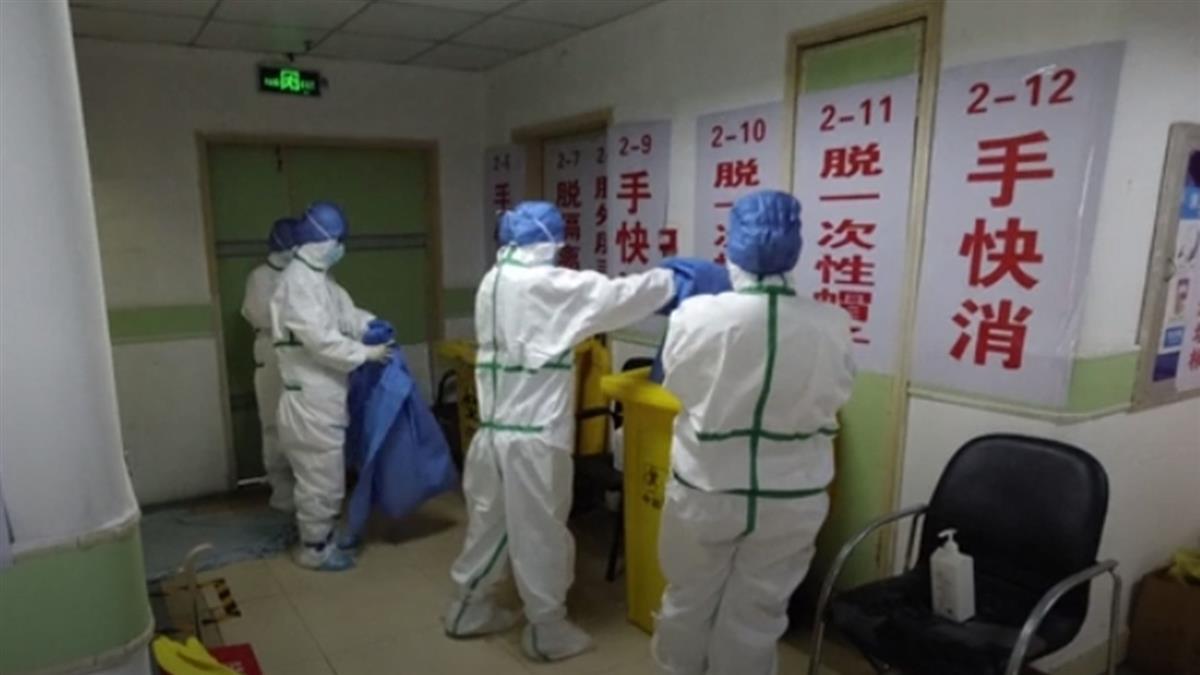 廣東14%病患出院又驗出病毒 專家認了:沒有痊癒