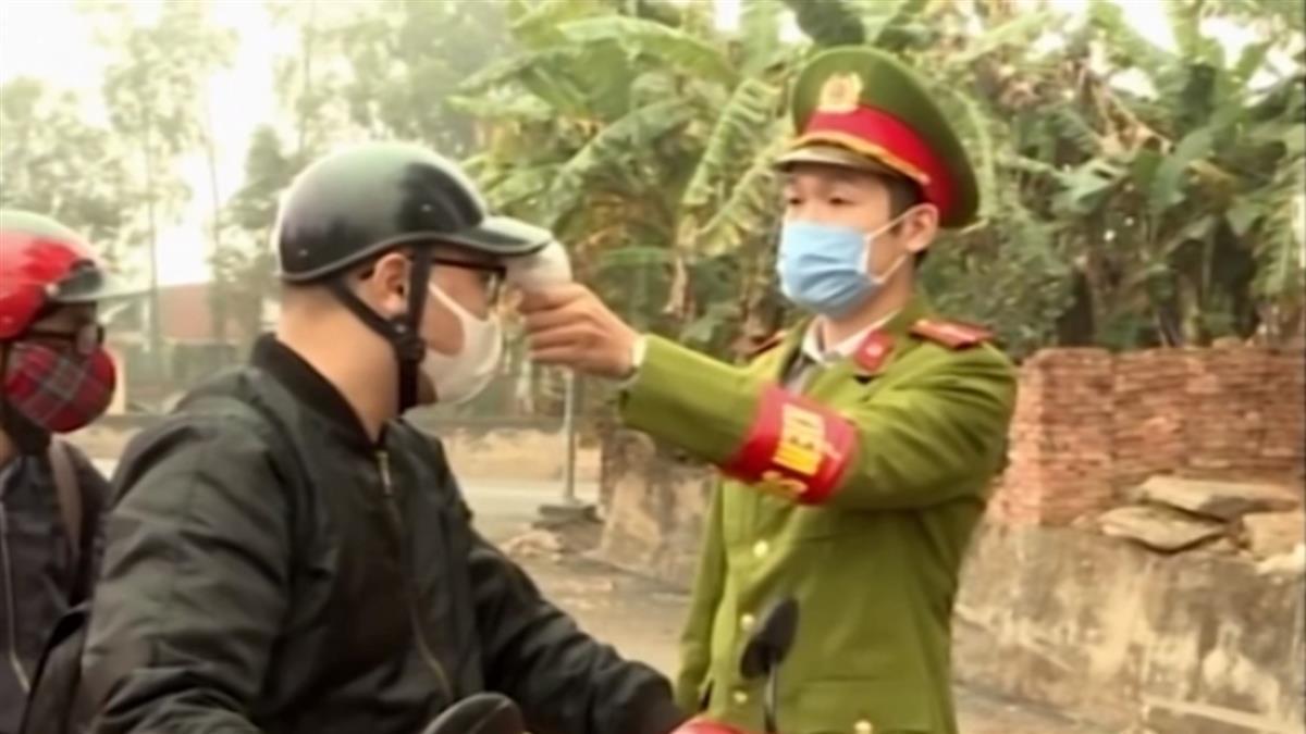 越南16起武肺確診病例 全數治癒出院
