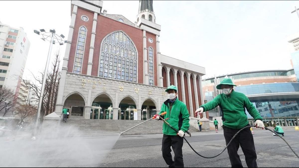 防疫又出包! 南韓最大教會副牧師隔離前到處趴趴走
