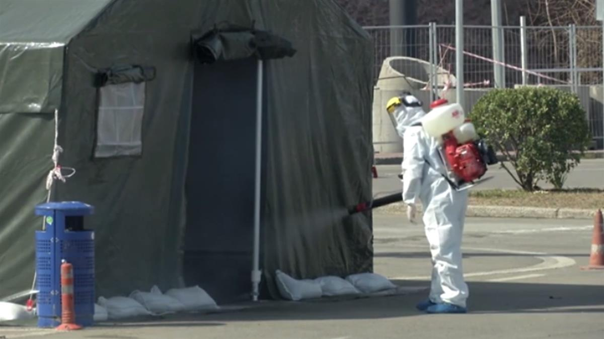 伊朗遭控隱匿!網曝醫院滿地屍袋片 陸豪捐25萬口罩「洗白」