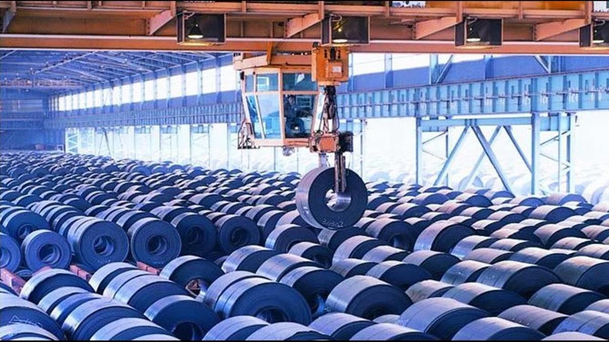 中鋼配息0.5元  宣布提前投資94億元工程案