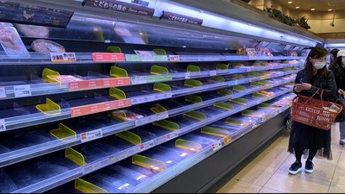 恐慌搶購亂象不斷!疫情恐釀全球糧食危機