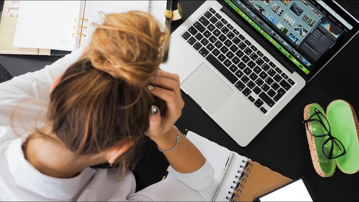 疫情調查:5成上班族擔心失業 百貨、傳產最為焦慮