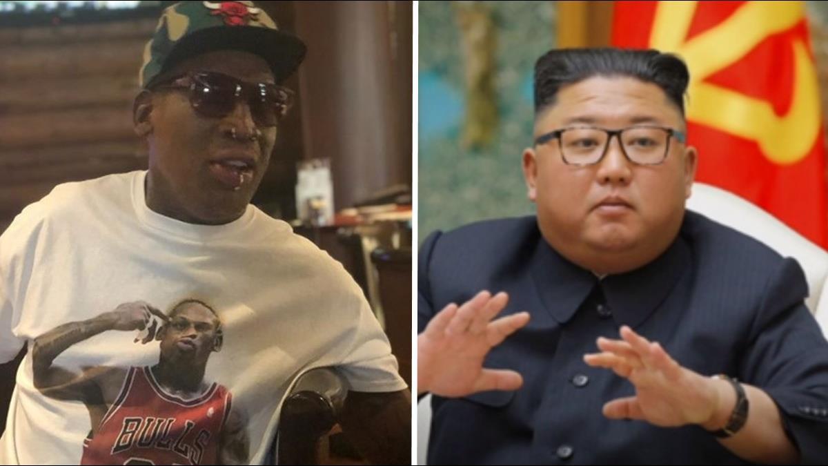 坦言跟北韓有聯繫 羅德曼談金正恩:出問題了