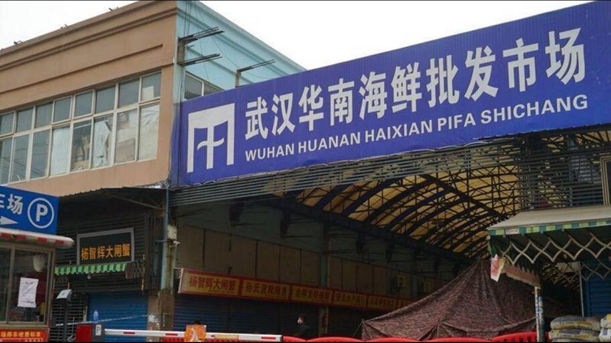 武漢下水道1月驗出病毒 中國疾控中心:華南海鮮市場可能非源頭