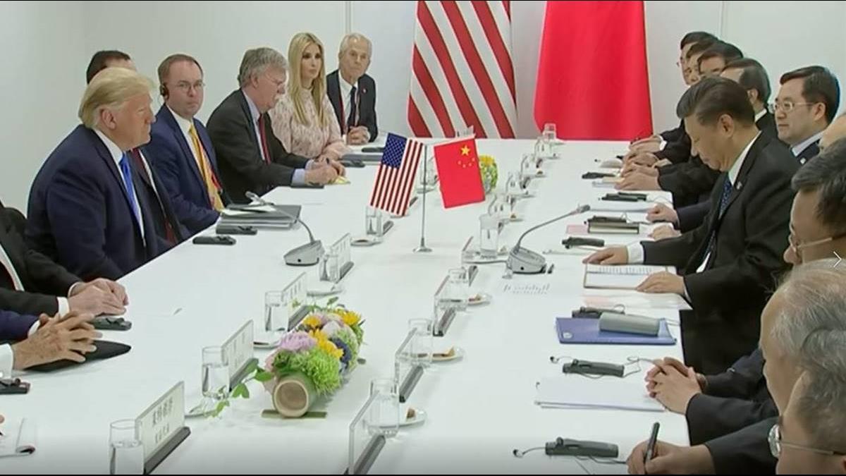 美中關係急遽惡化 新冷戰開始上演了嗎