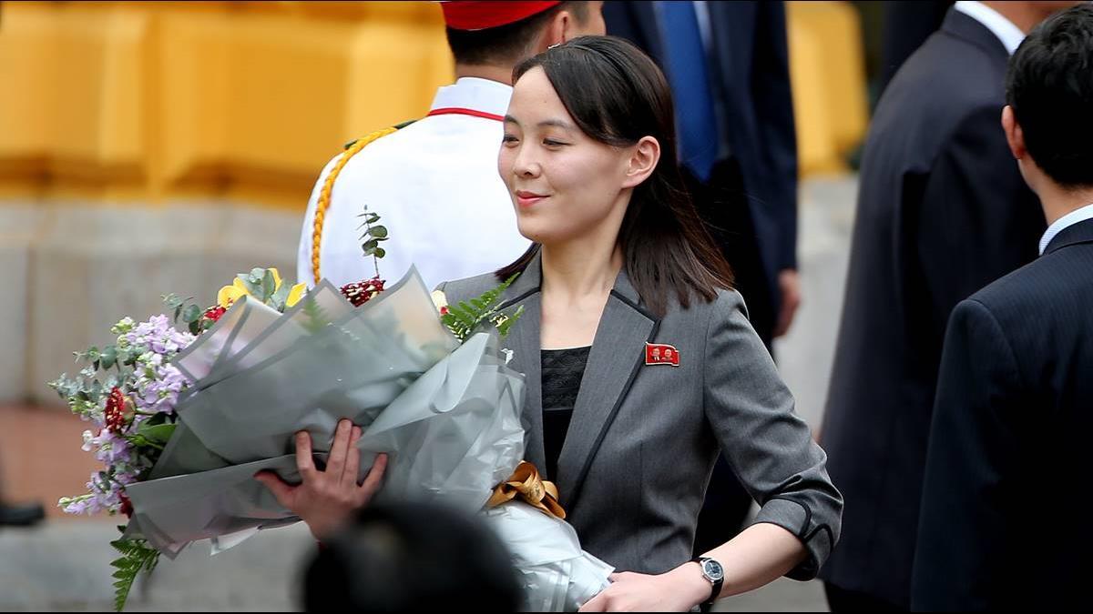 痛罵脫北者「垃圾人渣」 金與正嗆:南邊的再放任 將中止兩韓協議