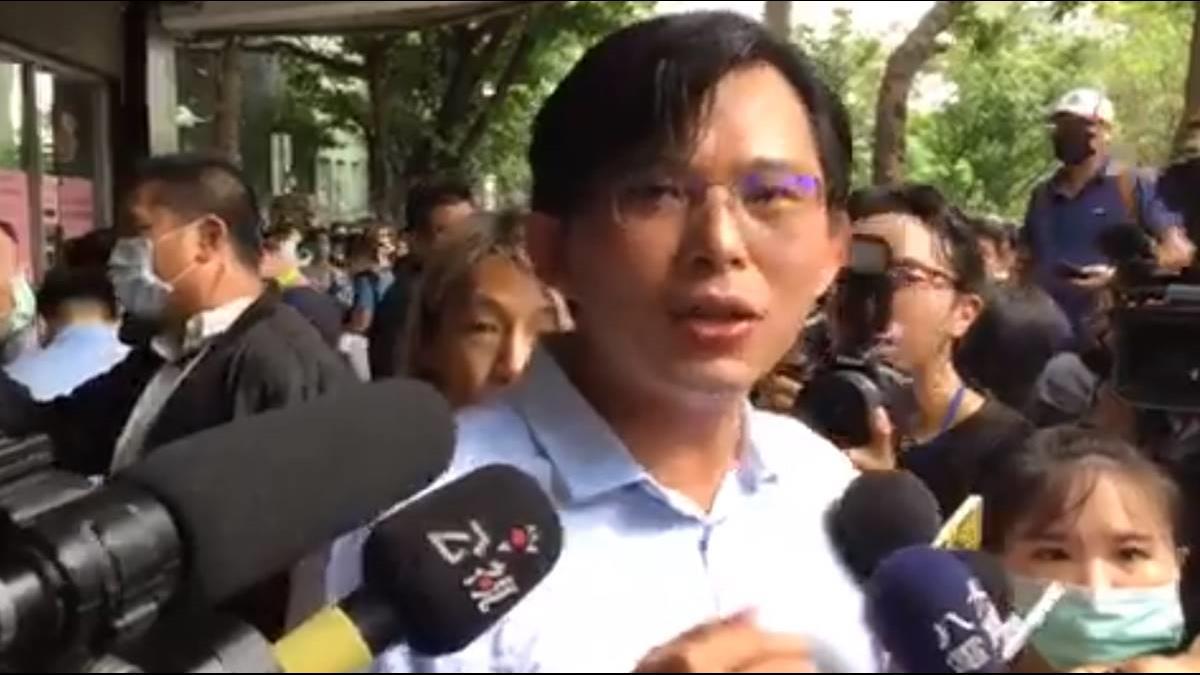 大同剝奪逾5成投票權!黃國昌怒斥:哪個律師出來負責?