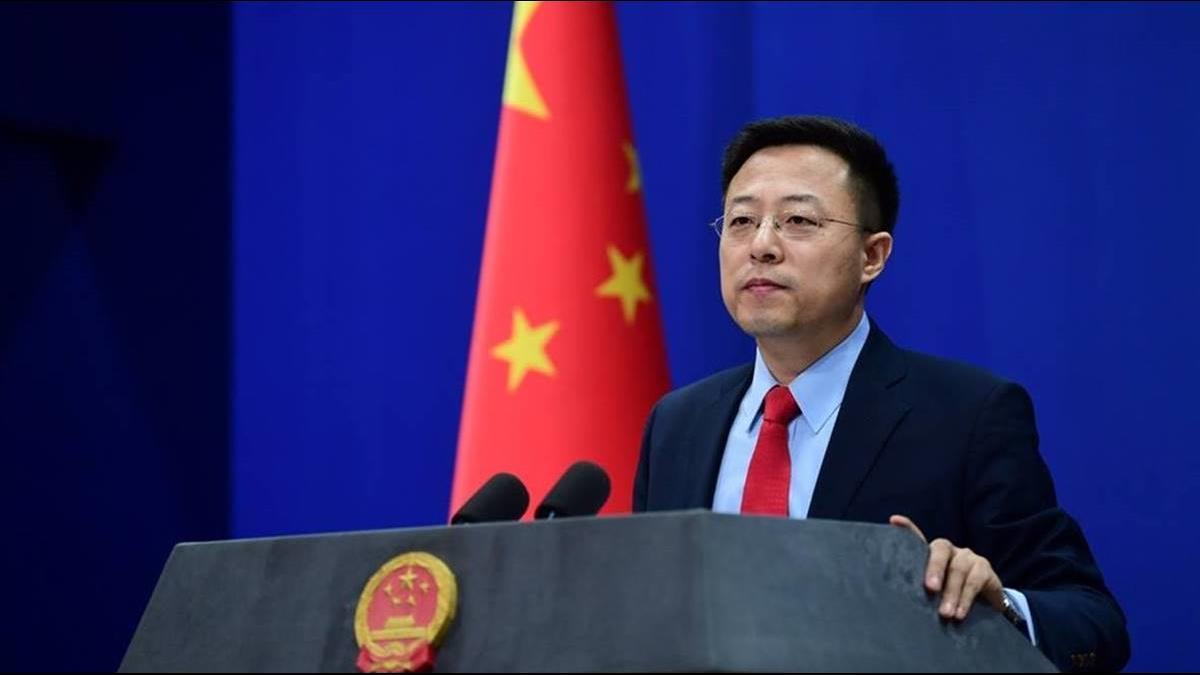 美撤銷香港特殊地位 趙立堅:中國不是被嚇大的