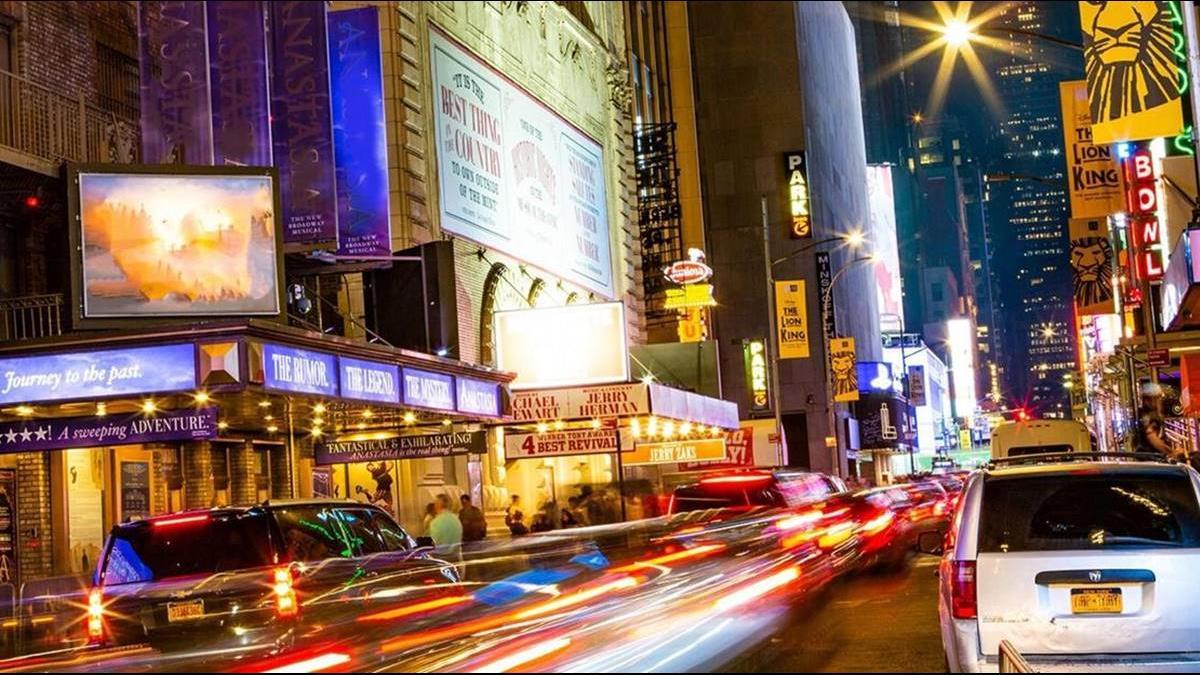 今年不復演 紐約百老匯明年再見