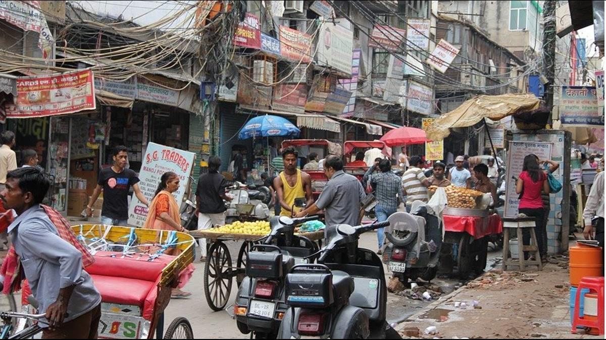 推解封救經濟 印度確診數3天激增10萬例