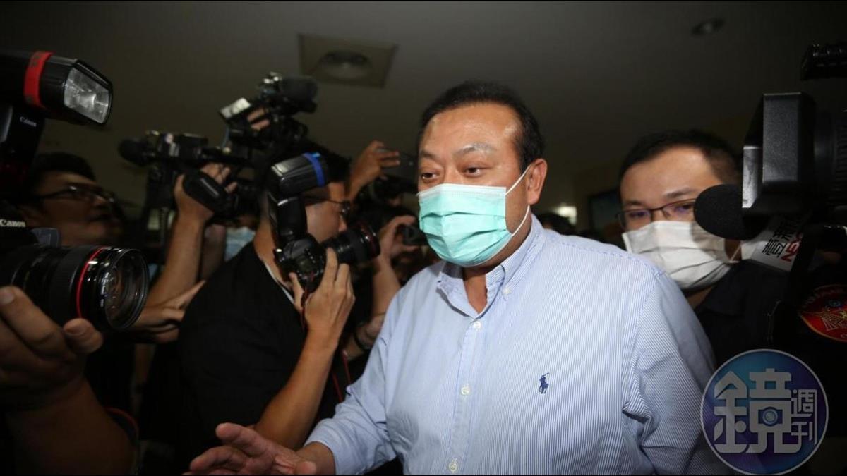 蘇震清涉收賄2千萬 80歲母低調:相信他清白