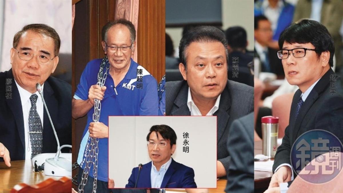 1黨魁4立委涉貪 太流李恆隆狂撒1.6億行賄爆新證據