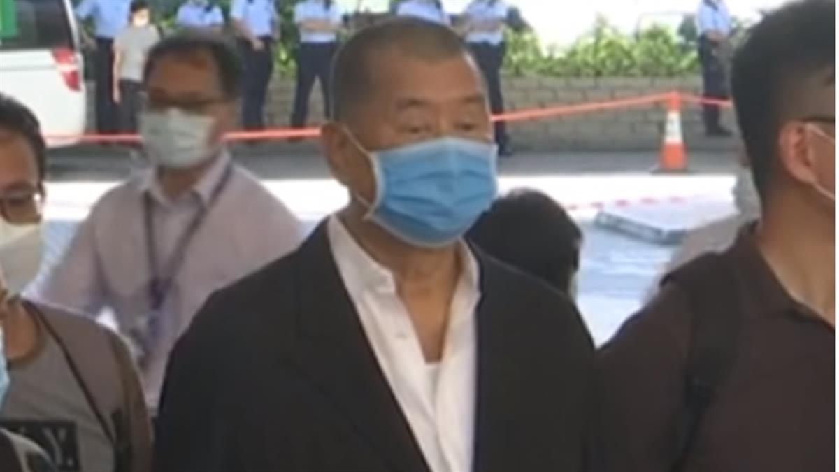 香港首用國安法!黎智英遭控涉勾結外國勢力 今早被捕