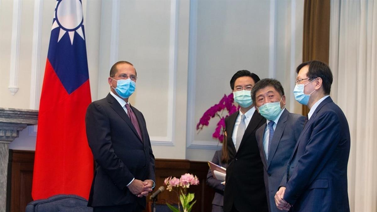 陸不滿訪台 阿薩爾要北京別管台灣的事