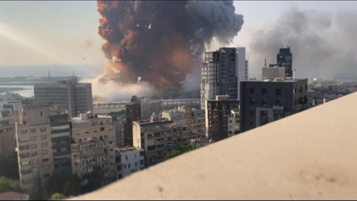 黎巴嫩大爆炸元兇!台3大港區盤點出「53櫃硝酸銨」 台中港最多