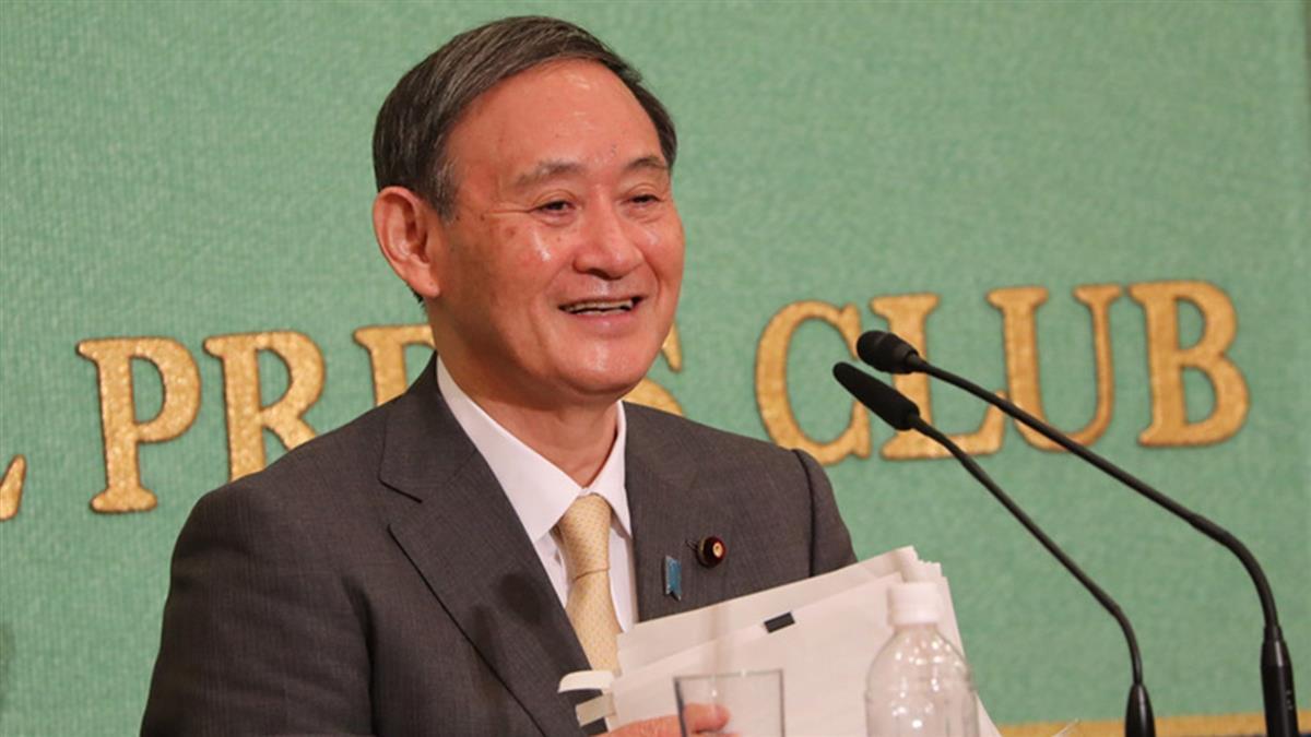 「令和大叔」將成日本首相 菅義偉當選自民黨總裁