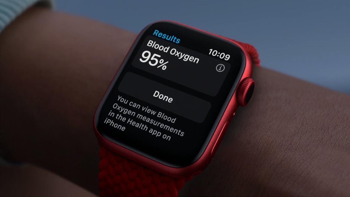 Apple Watch血氧偵測配備 食藥署:沒許可證不能用