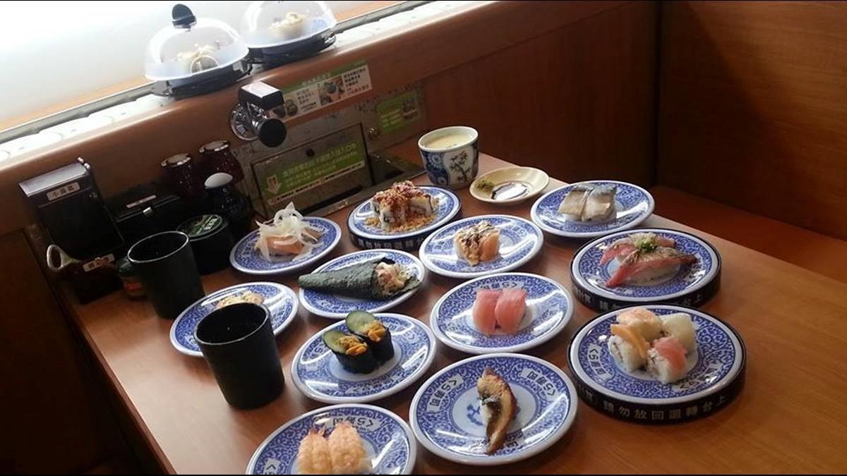 股市新手搶買10張藏壽司 一夜慘虧12萬元「吃了一頓韭菜壽司」