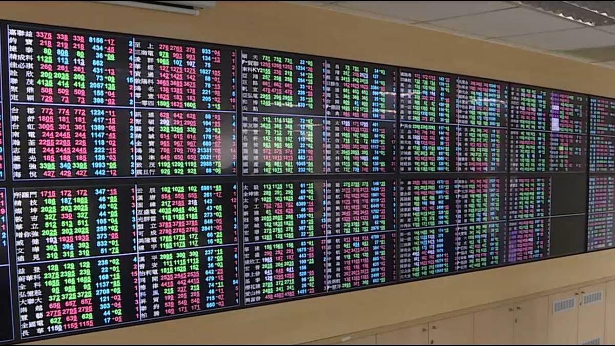 外資上週狂賣台股逾700億 金融股淪為砍殺重災區