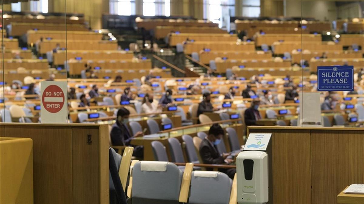 14友邦全數表態 挺台灣參與聯合國!外交部感謝「全壘打支持」
