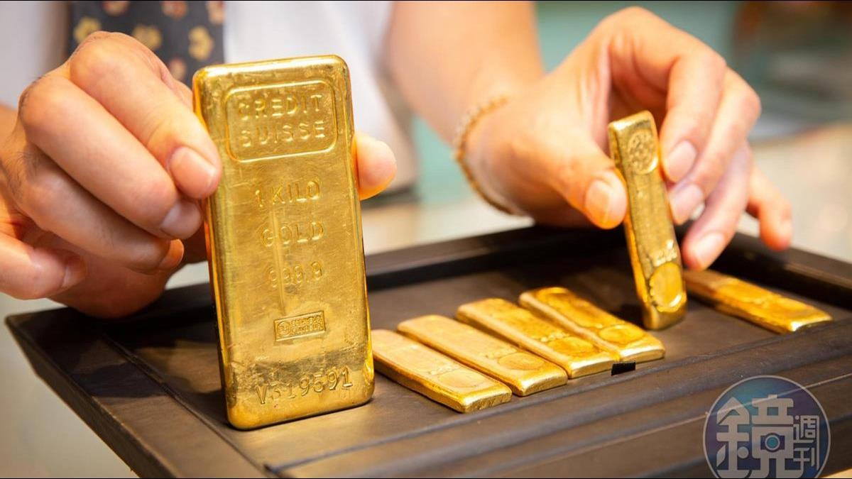操作黃金期貨波段獲利40% 他盯這個指標判多空