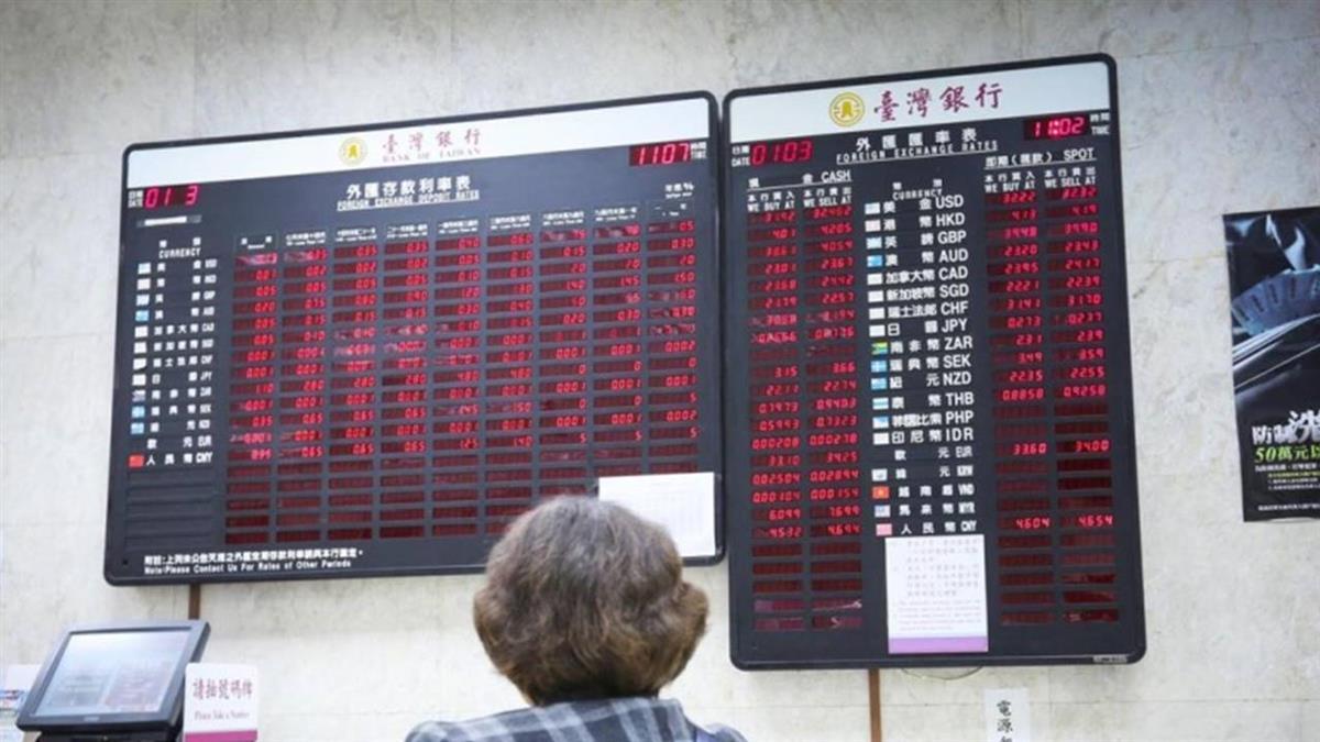 韓國瑜稱「風雨飄搖」 謝金河:聰明的新台幣訴說台灣未來
