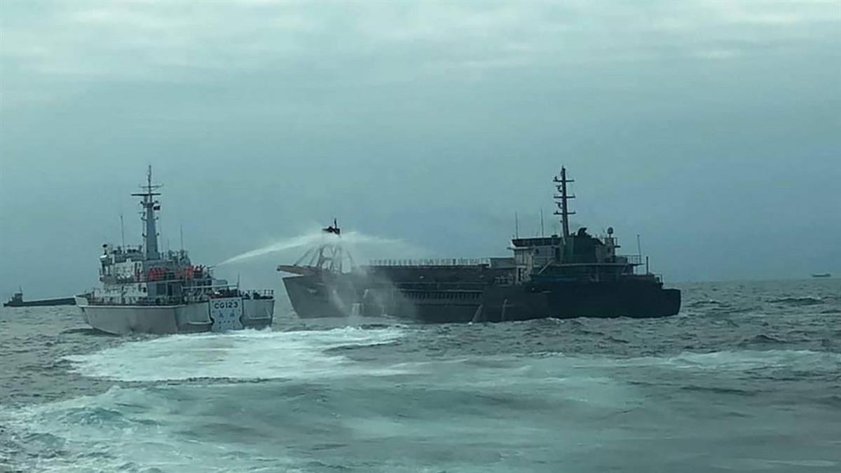 玩真的!陸抽砂、運砂船將3拍 再流標擬擊沉當魚礁