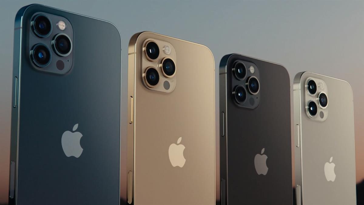 iPhone 12預購火熱!鴻海市值衝1.12兆 台股第2大