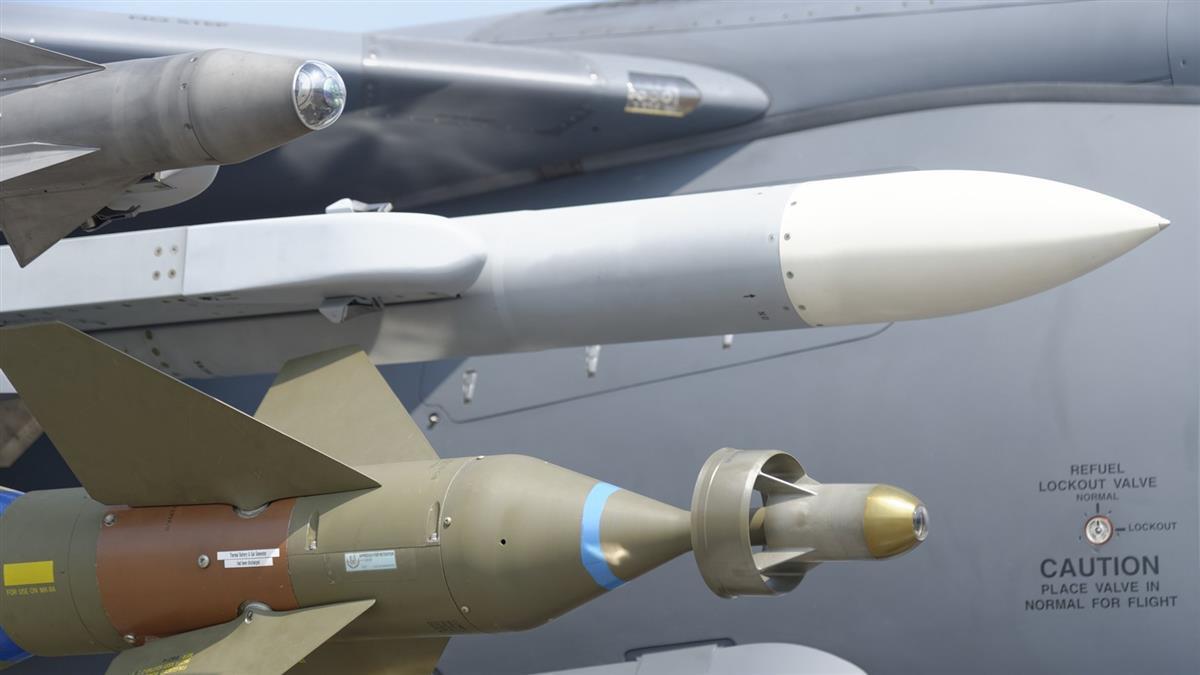 美國務院批准售台3武器 國防部:助強化不對稱戰力發展