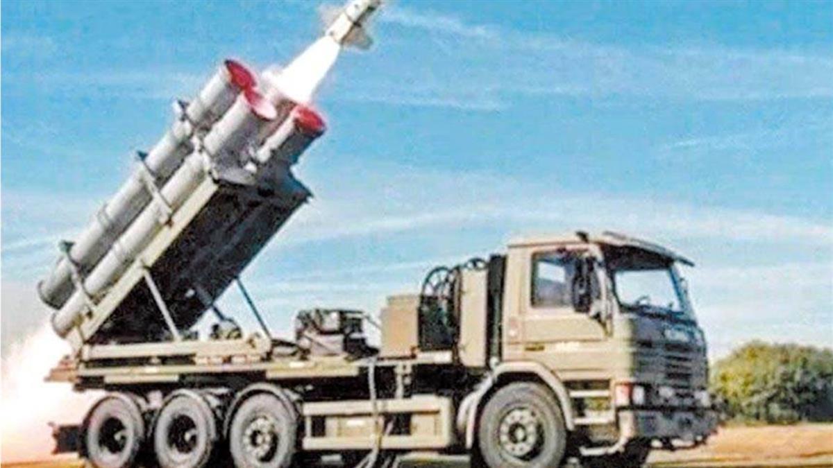 無懼大陸制裁! 美再批准軍售台魚叉反艦飛彈系統
