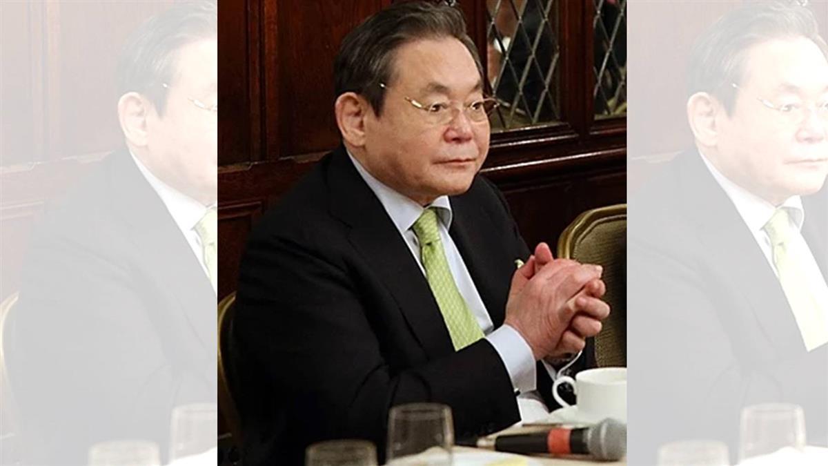 南韓首富李健熙病逝 三星帝國恐陷「繼承者」戰爭