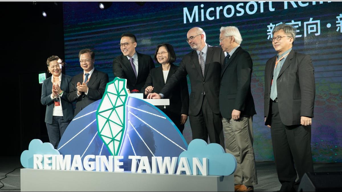 微軟啟動31年來最大投資 謝金河讚:台灣軟實力扎根的重要一步