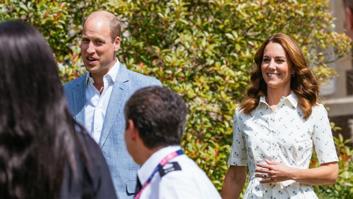 英媒爆「威廉王子4月曾染武肺」病倒 憂引發恐慌未公開