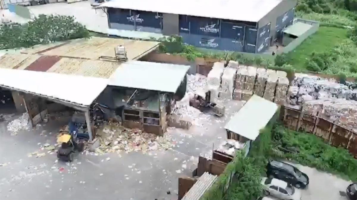 廢棄物資源化! 造紙大廠推回收餘料發電