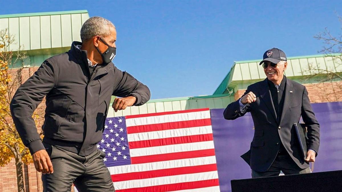 拜登得票數「破7000萬」刷新歷史!打破歐巴馬2008年紀錄