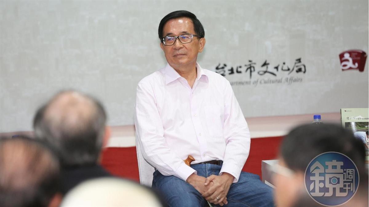 2024總統大選誰出線? 陳水扁點名4人 黃偉哲回應了