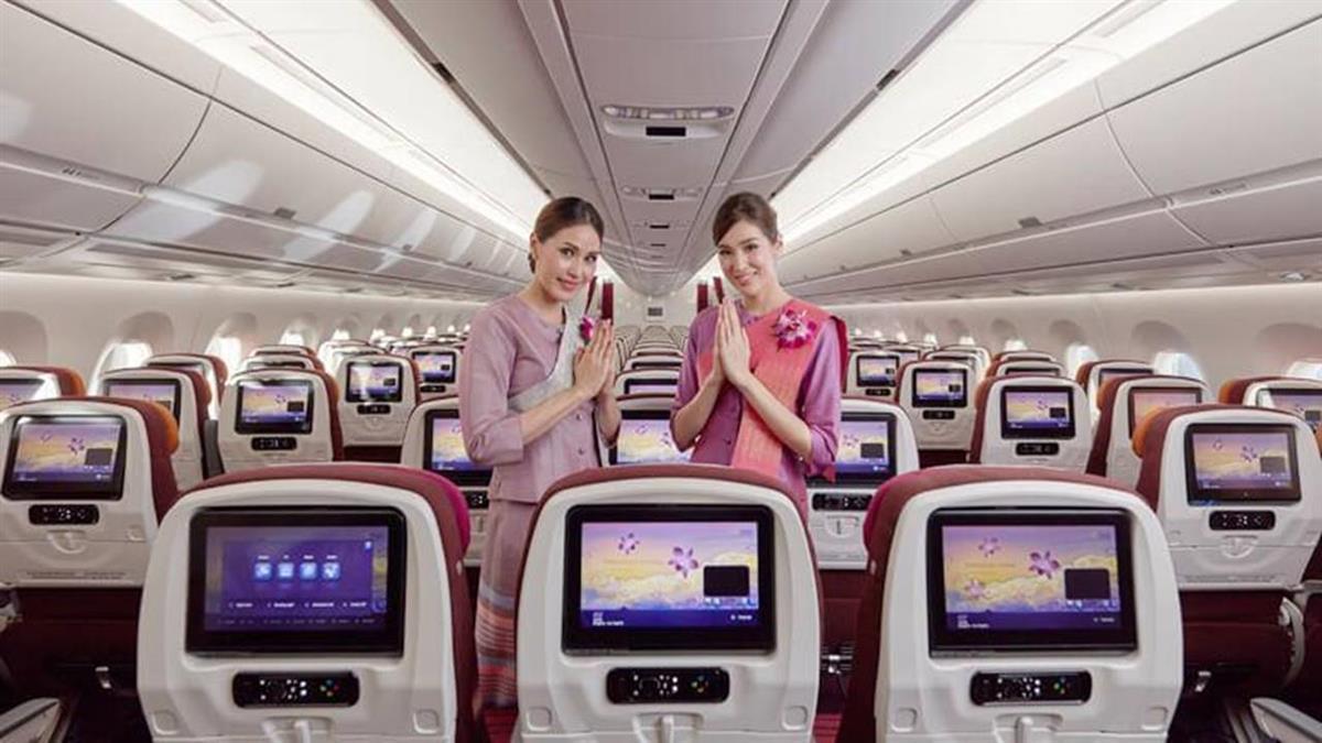 泰航不只賣油條!「誦經航班」偽出國 繞99處佛教聖地