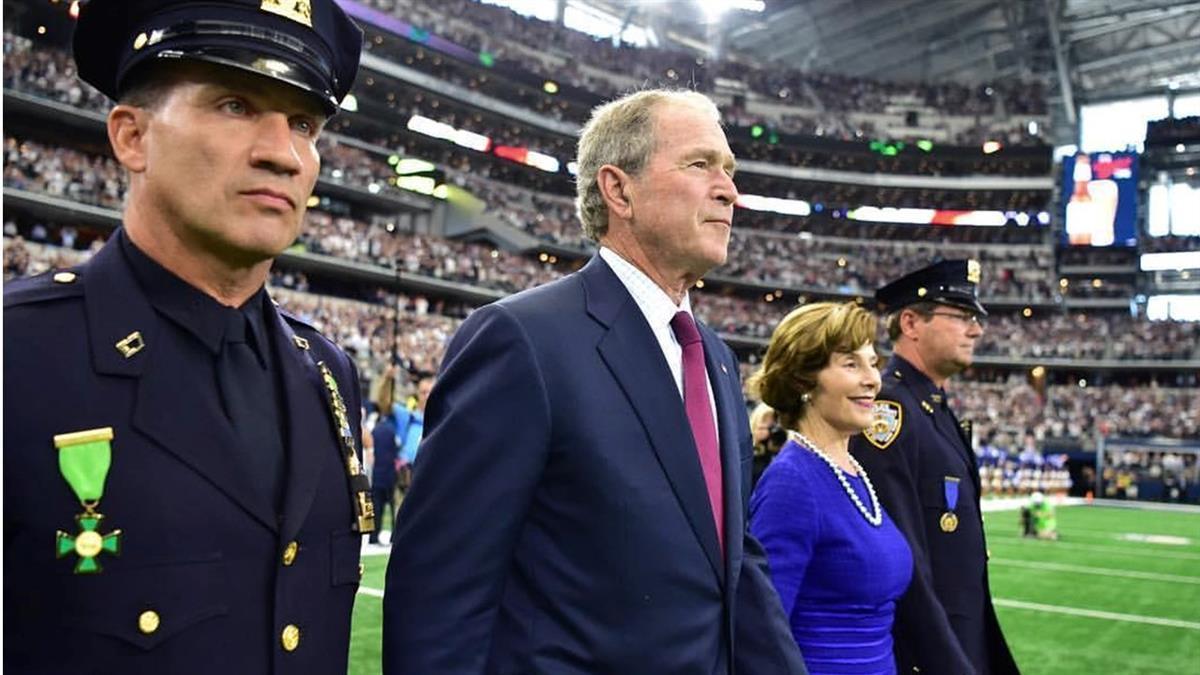 川普未承認敗選 小布希:他有權要求重新計票