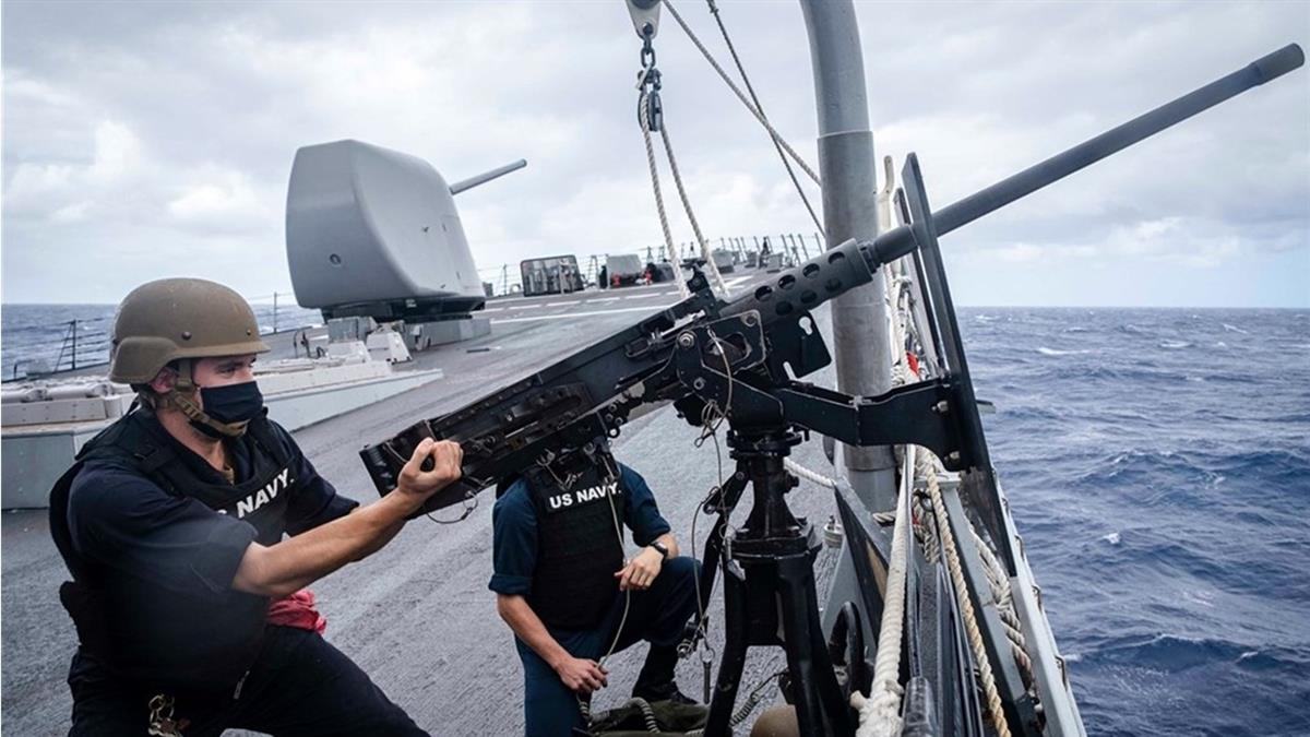 美防長熱門人選:美軍要72hr內殲滅南海船艦 才能嚇阻共軍犯台